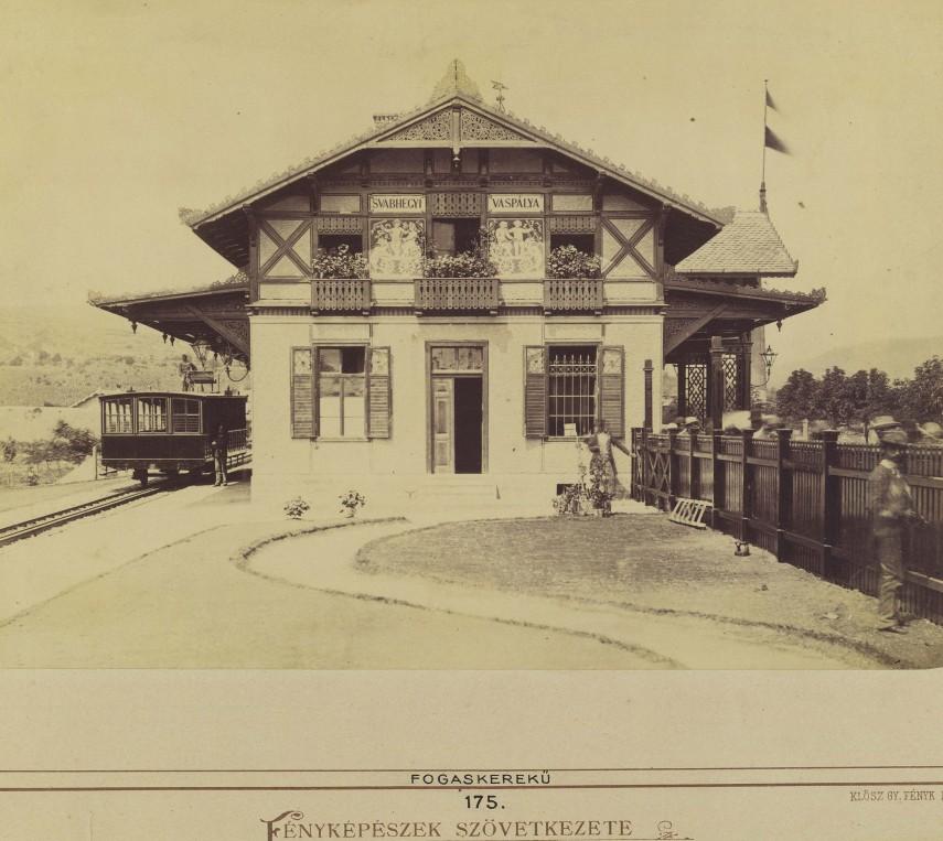 1880-as évek, Diana utca, 12. kerület