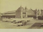 1880-as évek, Vas utca (Eisen Gasse), később: Teréz körút, 6. kerület