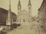 1880-as évek, Eskü (Március 15.) tér, 4, (1950-től 5.) kerület