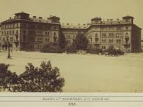 1895 táján, Körönd (Kodály körönd)