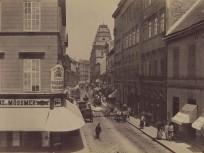 1890-es évek, Koronaherceg (Petőfi Sándor) utca, 5. kerület