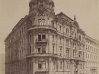 1890-es évek, Alkotmány utca, 4. (1950-től 5.) kerület
