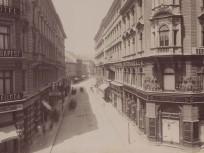 1890-es évek, Bécsi utca. 4. (1950-től 5.) kerület