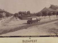 1890-es évek, Orczy út, 8. kerület
