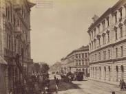 1895 táján, Népszínház utca, Népszínház utca, 8. kerület