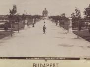 1897 táján UJ KALVARIA-TÉR, (Golgota tér), 8. kerület