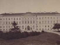 1890-es évek, a Magyar Királyi Honvédségi Ludovika Akadémia, 8. kerület