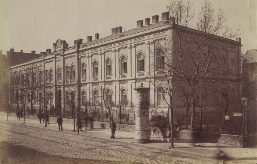 1890 után, Rottenbiller utca 50., 7. kerület