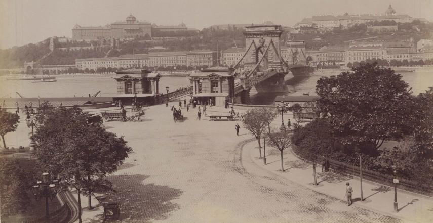 1898 táján, Ferenc József (Széchenyi István )tér, 4. (1950-től)  5. kerület