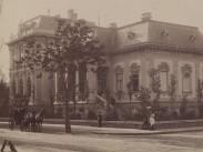 1890 után, Aréna (Dózsa György) út, 6. kerület