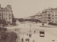 1890-es évek eleje, Körönd (Kodály körönd), 6. kerület