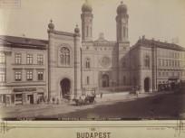 1890 után, Dohány utca, 7. kerület