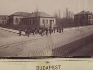 1890-es évek, Rottenbiller utca, 7. kerület