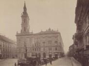 1890-es évek, Szervita tér, 5. kerület