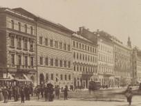 1887, Teréz körút a Nyolcszög tér (Oktogon), 6. kerület