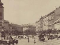 1890-es évek, Calvin (Kálvin tér),  9. és 5. kerület