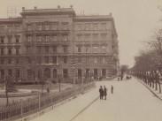 1890 után, Vigadó tér, 5. kerület