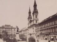 1899 táján, Petőfi tér, 4. (1950-től 5.) kerület