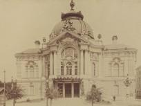 1896 táján, Lipót (Szent István) körút, 13. kerület