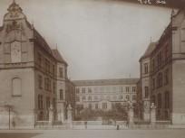 1900 táján, Aréna (Dózsa György) út