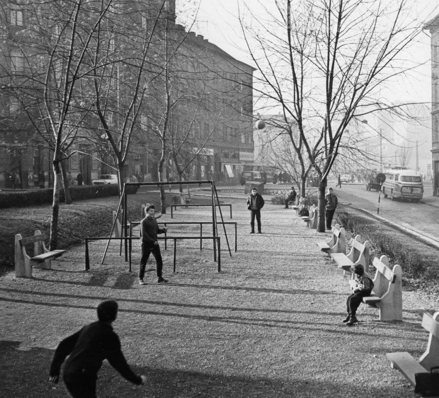 1968, Hattyú utca, 1. kerület
