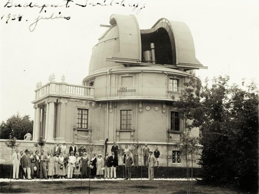 1934, Konkoly Thege Miklós út, 12. kerület
