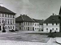 1912, Nándor (Kapisztrán) tér, 1. kerület
