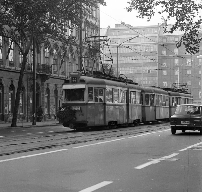 1972, Rákóczi út, 8. kerület