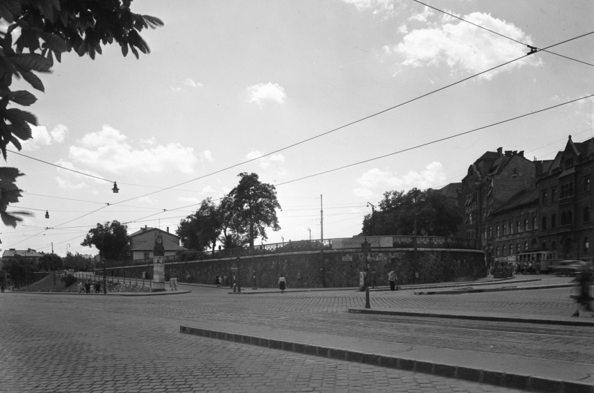 1952, Krisztina körút, 1. kerület és 12. kerület