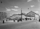 1951, Széna tér-Mártírok útja (Margit körút ) torkolata, 2. kerület