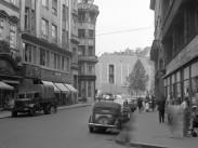 1963, Kristóf tér, 5. kerület