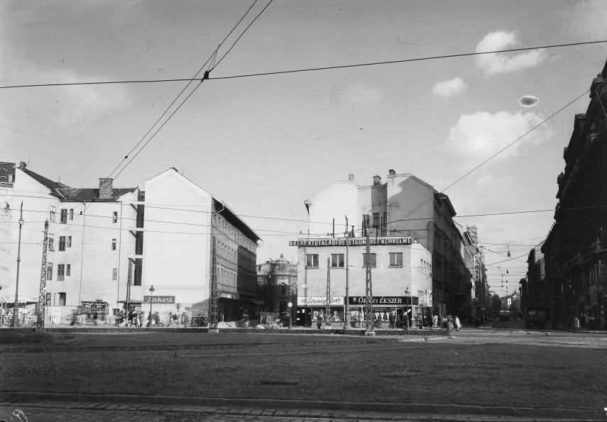 1953, Calvin tér (Kálvin tér), 8. kerület