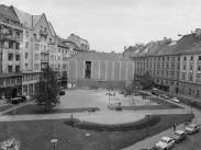 1963, Martinelli (Szervita) tér, 5. kerület