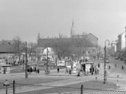 1950-es évek eleje, Zalka Máté (Liget) tér, 10. kerület