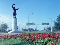 1968, Budaörsi út az M1-M7 közös szakaszánál, 11. kerület