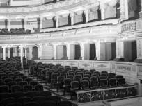 1964, Blaha Lujza tér, a Nemzeti színház, 8. kerület