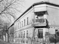 1965, Mészáros utca a Nyárs utcánál, 1. kerület