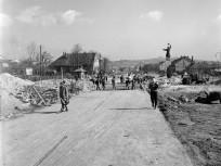 1965, Budaörsi út a Sasadi útnál, 11. kerület