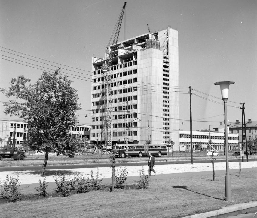 1968,  Üllői út, 10. kerület