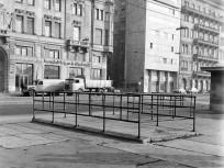 1968, Belgrád rakpart, 5. kerület