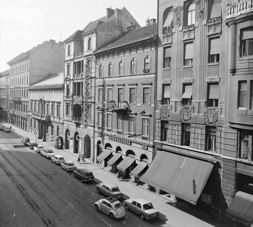 1971, Üllői út, 8. kerület