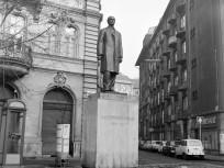 1973, Kamermayer Károly tér, Kamermayer Károly szobra