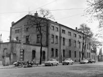 1975, Lenkei János utca a Könyves Kálmán körút felől, 9. kerület