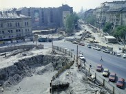 1978, Marx (Nyugati) tér, 6. és egy kicsit 5. kerület