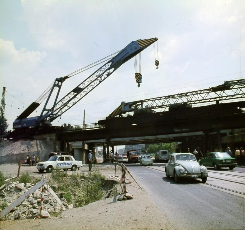 1981, Üllői út, 9. kerület
