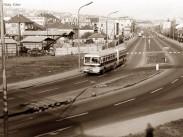 1970-es évek eleje, Nagyszőllős (Nagyszőlős) út, 11. kerület
