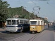 1970-es évek közepe, Vörösvári út, 3. kerület
