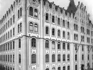 1900-as évek eleje, Hold utca, 4. kerület (1950-tól 5. kerület)