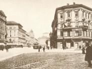 1900-as évek eleje, Váci körút (Bajcsy-Zsilinszky út), 5, és 6. kerület