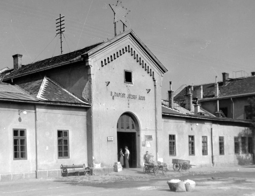 1958, Mező Imre út, 8. kerület